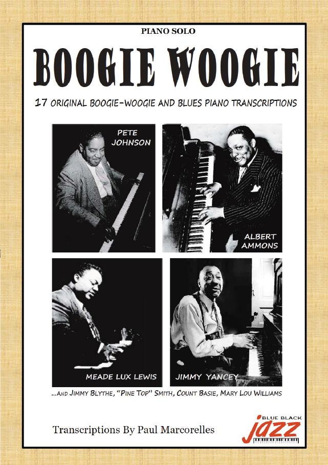 17 Pianos Solos - BOOGIE-WOOGIE