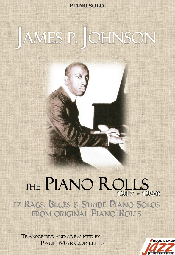 The Piano Rolls - JAMES P. JOHNSON